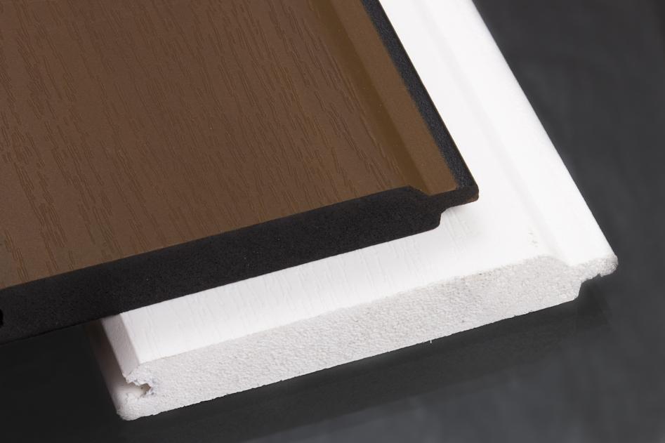 meine bedachung nomawood tgf2 kunststoff vollprofil wei 16 mm. Black Bedroom Furniture Sets. Home Design Ideas