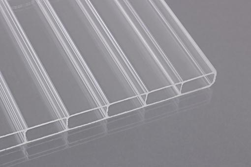 Doppelstegplatten Acrylglas 16mm glashell