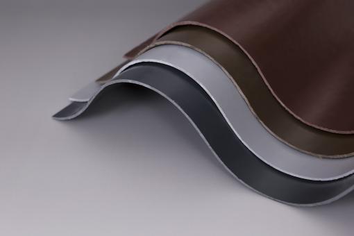 GFK-Wellplatten 177/51 P6 farbig in 2 mm