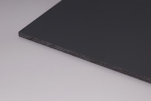 Uniplan HPL-Kompaktplatten 6 mm ANTHRAZIT