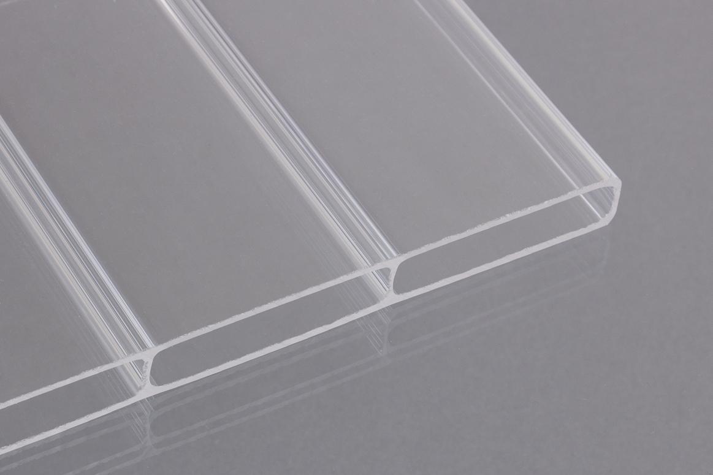 Meine Bedachung Doppelstegplatten Acrylglas 16mm Breitkammer